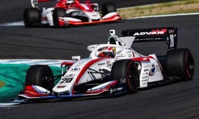 Ryo Hirakawa 2020 Motegi Super Formula zwycięstwo