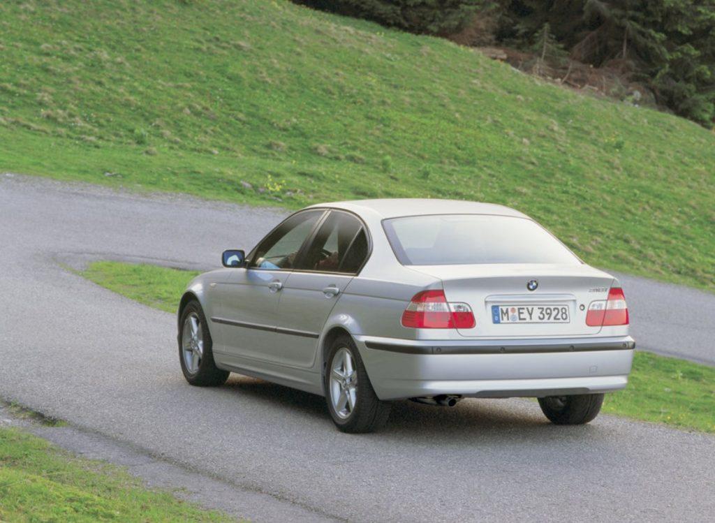 BMW E46 Sedan