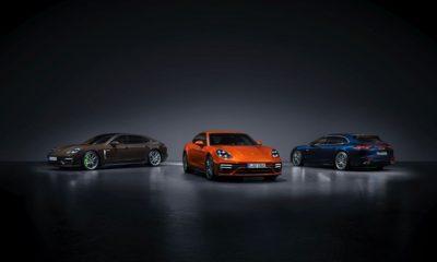 Porsche Panamera FL