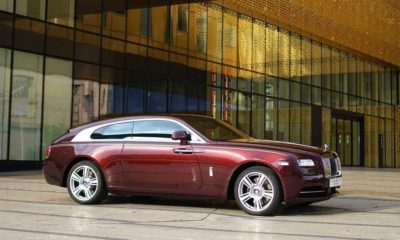 Rolls-Royce Wraith by Carat Duchatelet