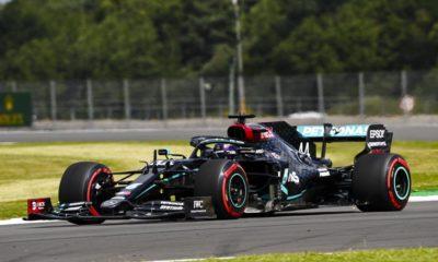 Lewis Hamilton Wielka Brytania 2020