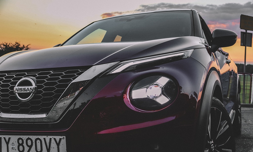 reflektory Nissan Juke