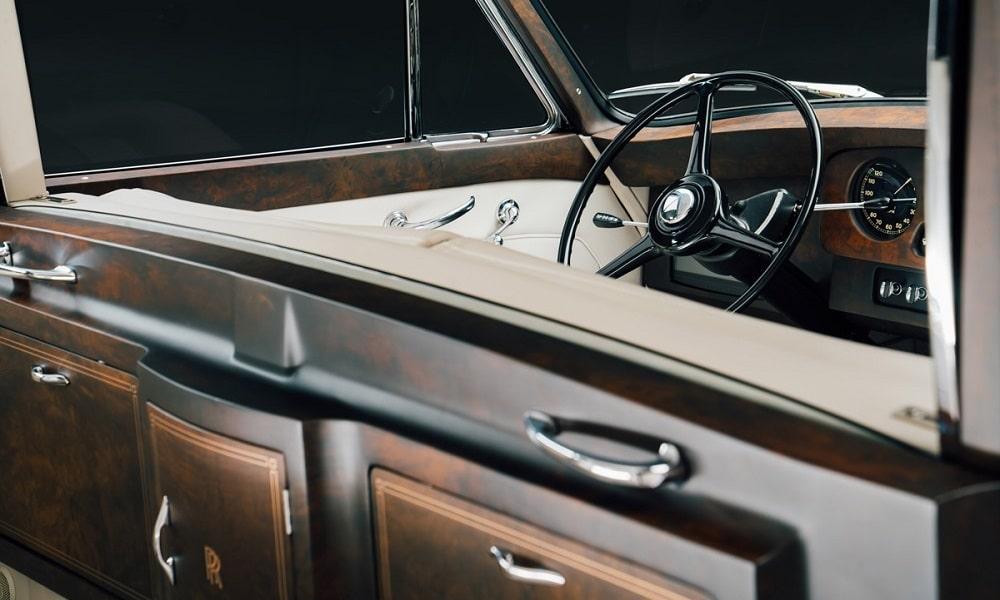 Rolls-Royce Phantom V Electric