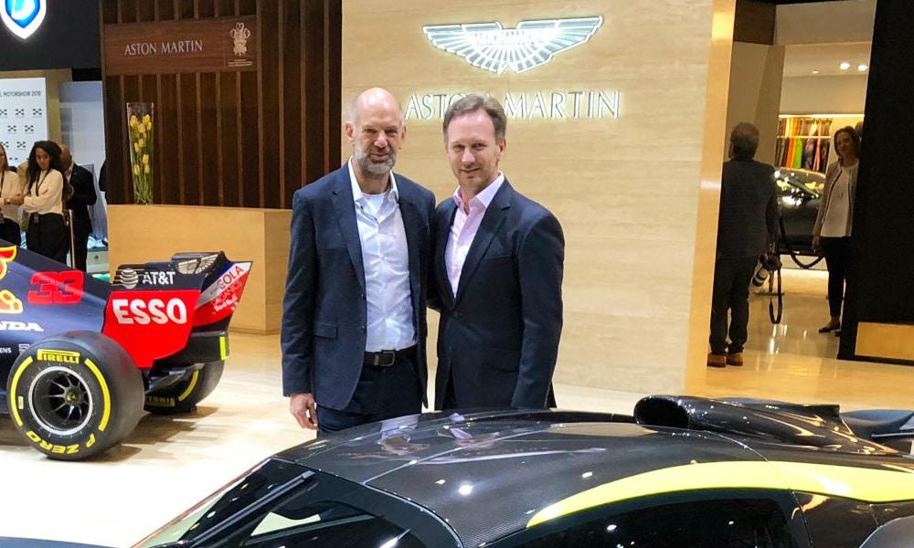 Adrian Newey w Aston Martin transfer spekulacje