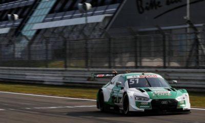 Nico Müller Audi DTM Nurburgring 2020