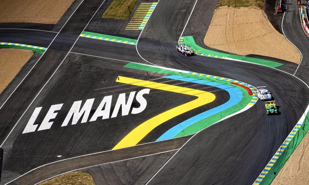 Okrążenie Le Mans Circuit de La Sarthe
