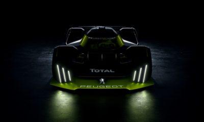 Peugeot LMH 2022