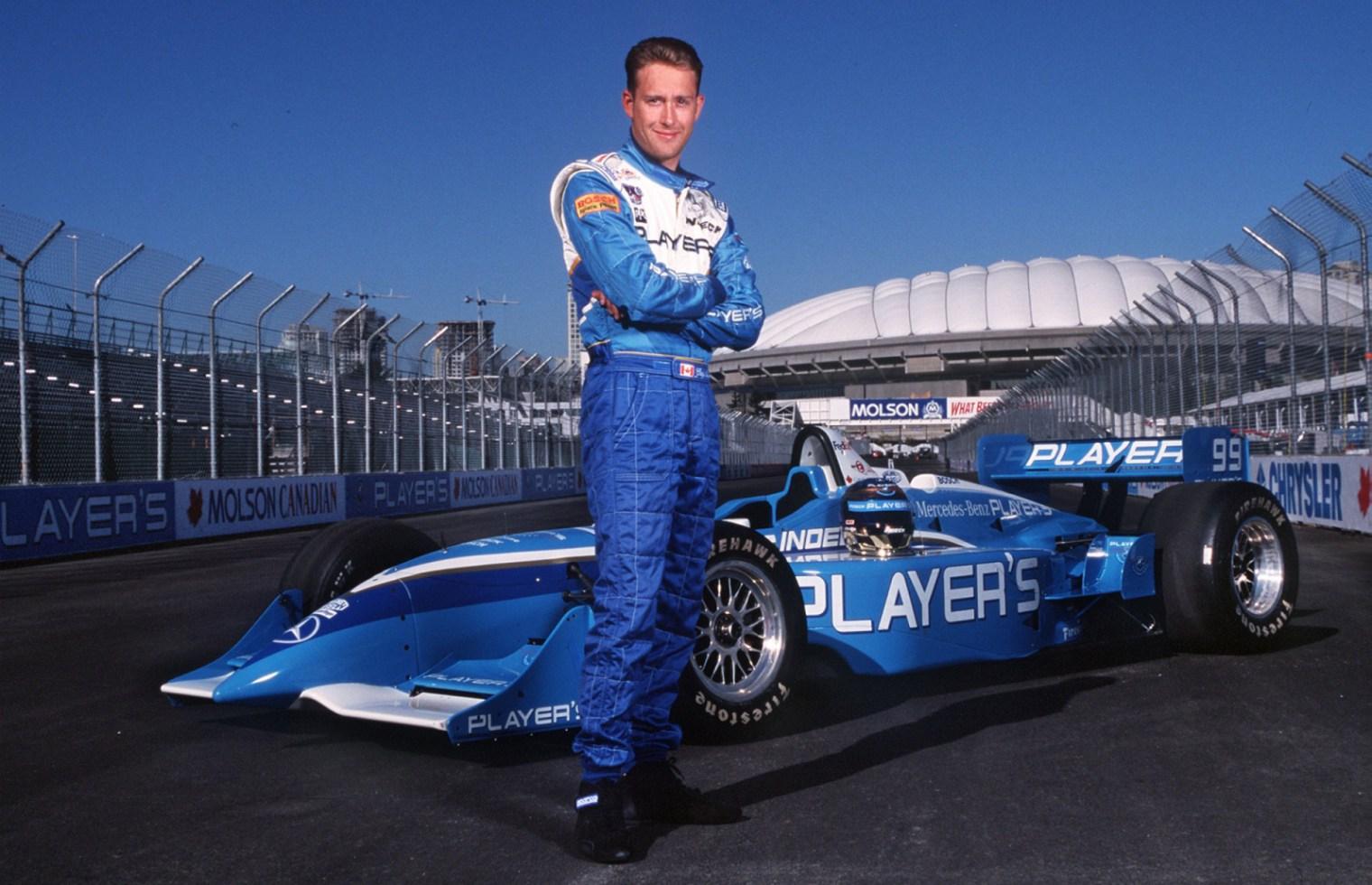Greg Moore California Speedway