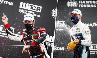 Guerrieri i Ehrlacher WTCR 2020 Nurburgring Nordschleife