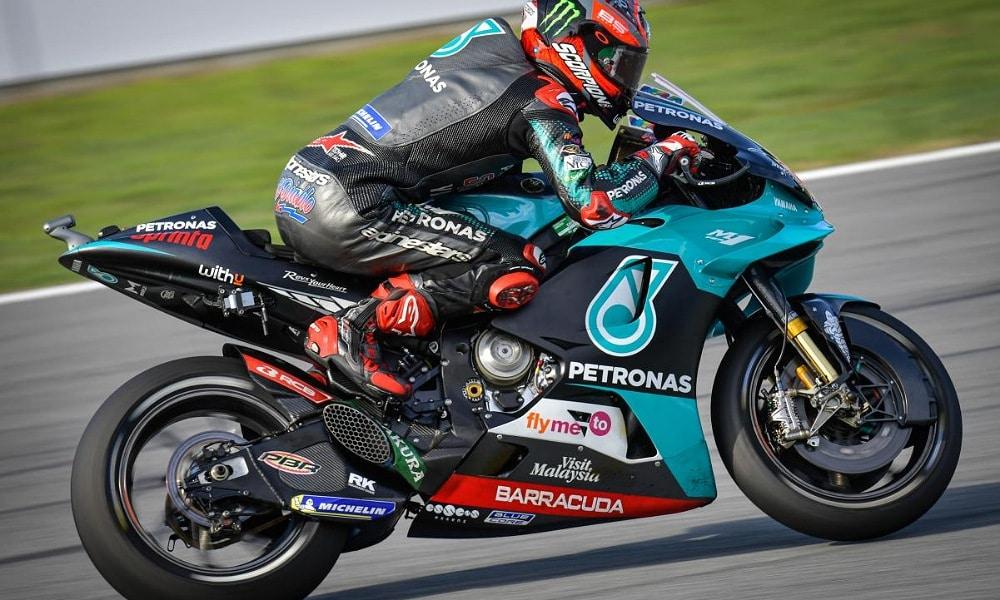Fabio Quartararo zwycięża w Grand Prix Katalonii