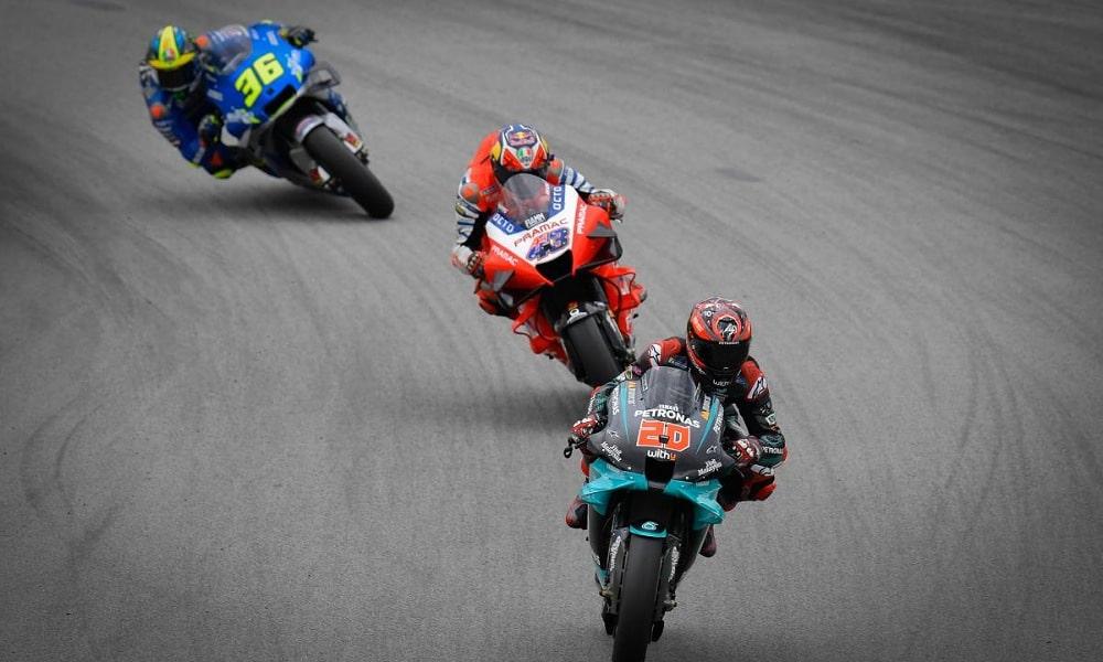 Klasyfikacja generalna MotoGP 2020