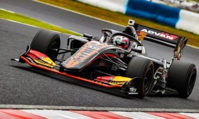 Inging motorsport Suepr Formula Sho Tsuboi 2020 Okayama