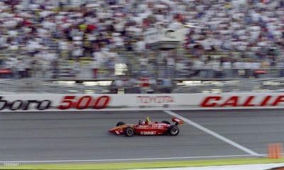 Jimmy Vasser IndyCar 1998 California Speedway Twitter