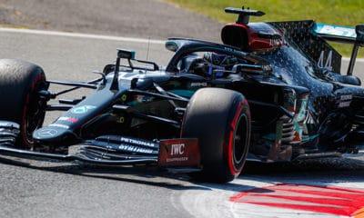 Lewis Hamilton 2020 GP Włoch 94 pp 7 monza