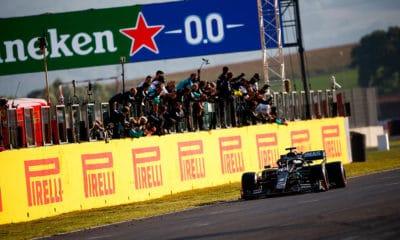 Lewis Hamilton GP Toskanii triumf 2020