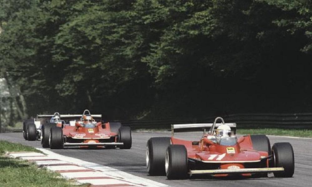 Monza 1979 walka kierowców Ferrari