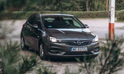 Opel Astra 2020 główne