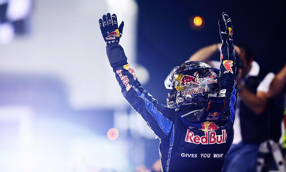 Pierwsze MŚ Vettela 2010 abu zabi najmłodsi mistrzowie świata F1