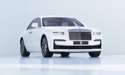 Rolls-Royce Ghost 2021 przód