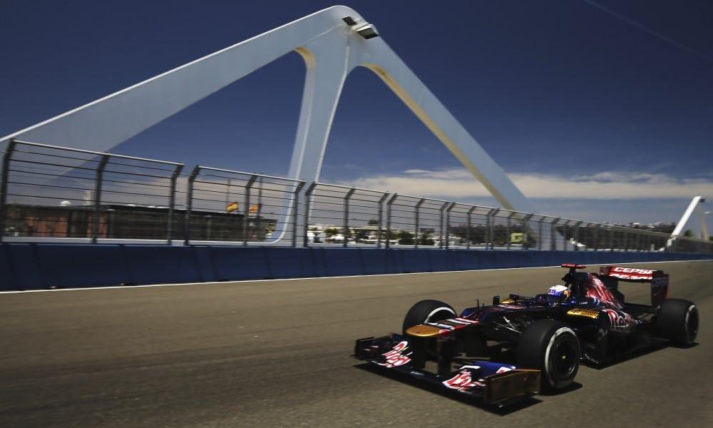 Daniel Ricciardo European Grand Prix