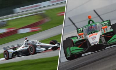 Mid-Ohio Will Power i Colton Herta IndyCar 2020