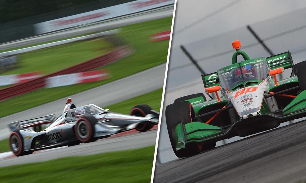 Mid-Ohio Will Power i Colton Herta IndyCar 2020