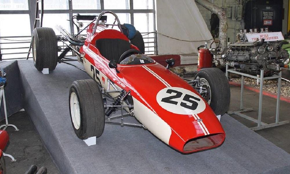 Auto używane w Radzieckiej Formule 1