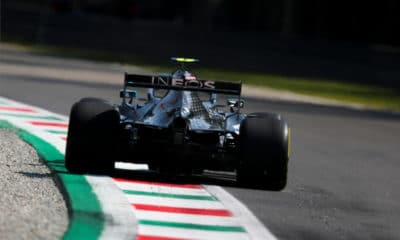 Mercedes treningi GP Włoch 2020