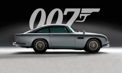 original james bond car samochody jamesa bonda