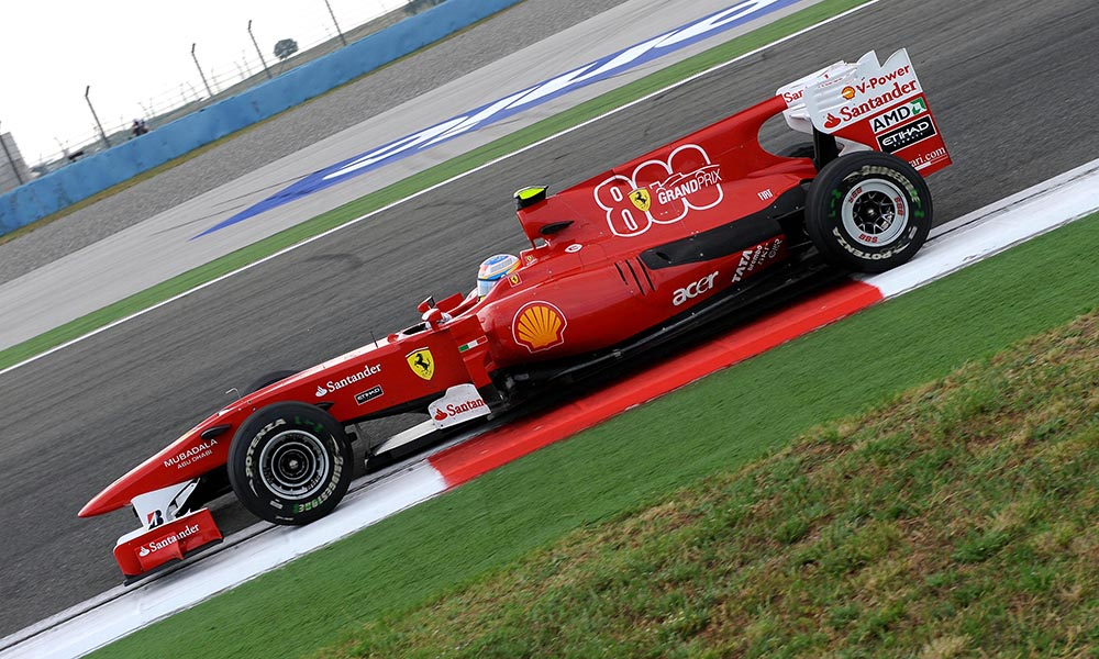 800 GP Scuderia Ferrari 2010 Turcja