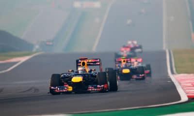 Buddh International 2012 ostatnie Grand Prix Indii w F1