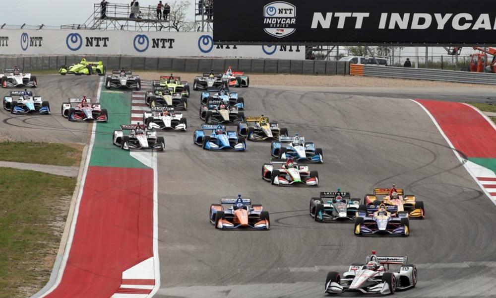 Dallara COTA IndyCar 2019 debiut