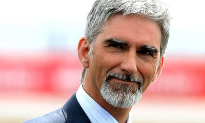 Damon Hill Twitter 2020