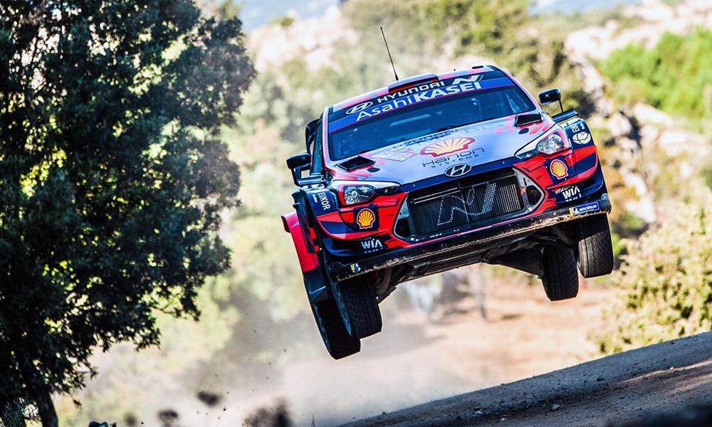 Dani Sordo Twitter Hyundai Motorsport Rajd Sardynii WRC 2020 kalendarz wrc 2021