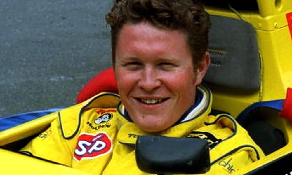 Formula Holden 1998 Scott Dixon