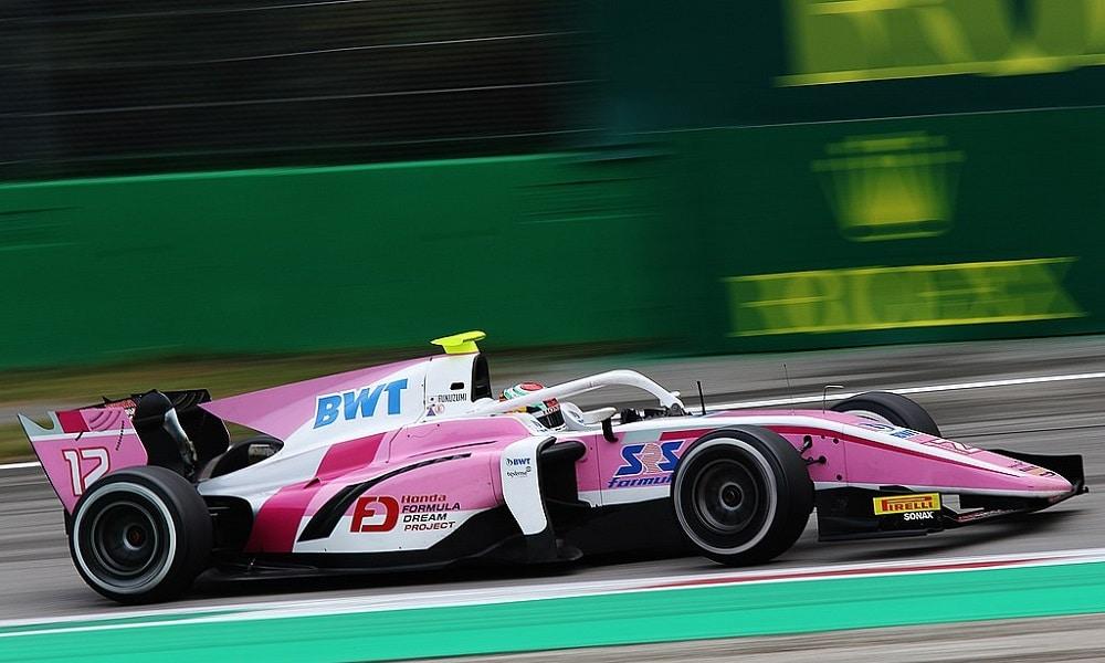 Nirei Fukuzumi Monza 2018