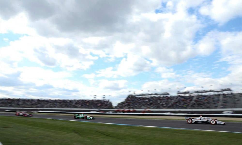 Harvest GP 2020 Drogowa pętla toru Indianapolis była używana także przez Formułę 1 w latach 2000-2007