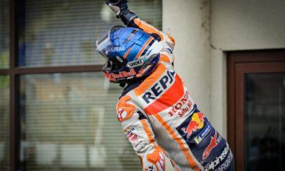 Marc Marquez nie wróci na GP Aragonii. Cała nadzieja w Alexie?
