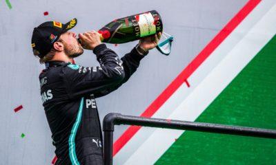 Nico Rosberg: Ogromny szacunek dla osiągnięć Hamiltona