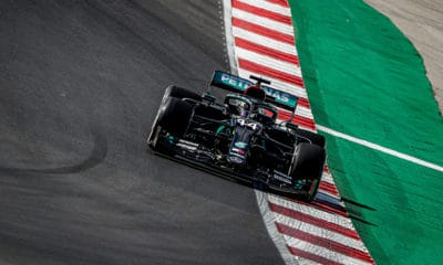 Lewis Hamilton GP Portugalii 2020 Mercedes