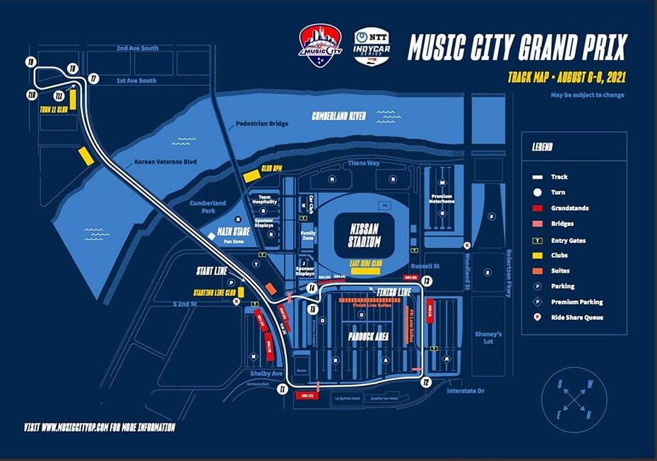 Music City GP Nashville