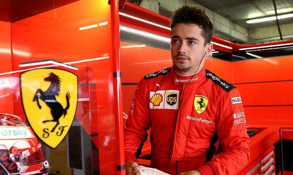 Ross Brawn pod wrażeniem Charles Leclerc GP Portugalii 2020