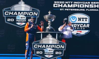 Scott Dixon 6. tytuł IndyCar 2020