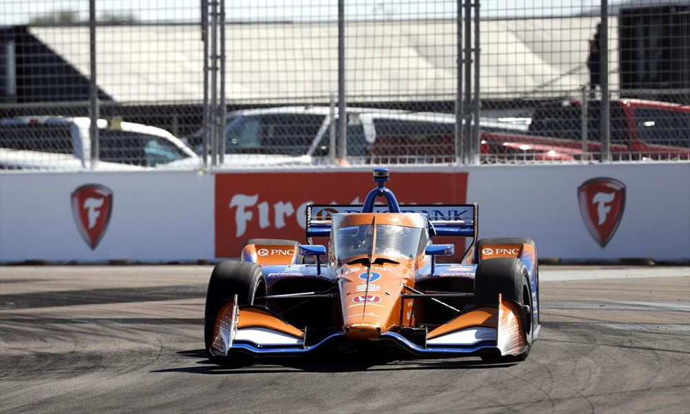 Scott Dixon mistrz IndyCar 2020 St Petersburg