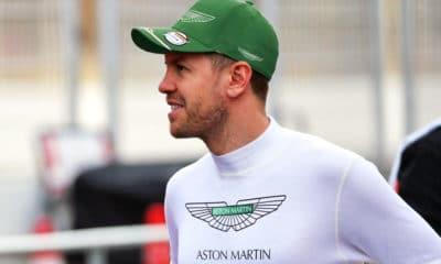 Sebastian Vettel Aston Martin 2021 Twitter