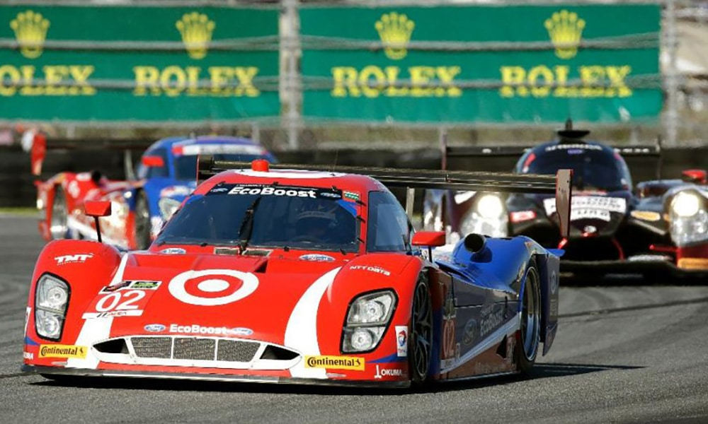 Start Dixona w 24h Daytona IMSA