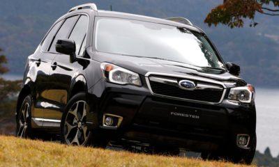 używane suv-y 4x4 Subaru Forester 2014