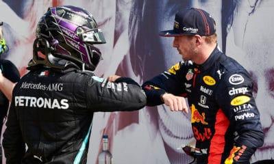 Verstappen w Mercedesie plotki Hamilton bez umowy