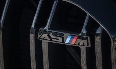 oznaczenia ostrzejszych wersji - BMW M logo - X5 M