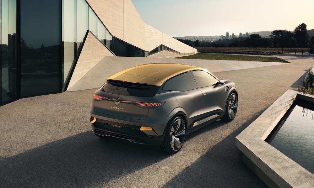 Renault Megane eVision (2020)